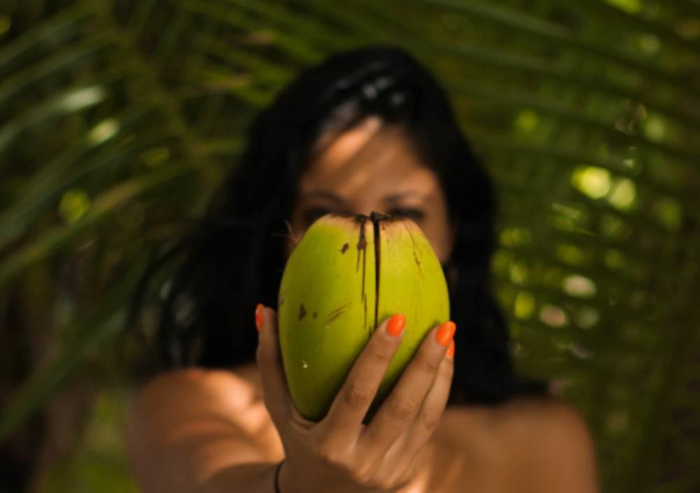 zábal na vlasy z kokosového oleje